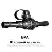 Шаровый вентиль BVA- 118 фото