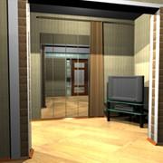 Выполнение 3-D визуализации