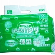 Трусики блокирующие неприятные запахи длительного действия Super Ichiban 18шт 85см-125см (размер LL) 4971633710856 фото