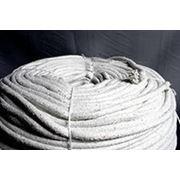 Асбест шнуровой 10мм-207руб/кг фото