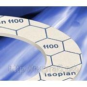 Картон жаростойкий теплоизоляционный картон. ISOPLAN 1100; Сталлеразливочных ковшей. р-р (1000*1000*8)мм. фото