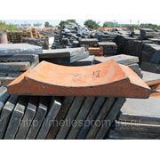 Плитка, жолоба камнелитые, базальтовые, износостойкие. фото
