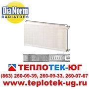 Стальные панельные радиаторы DiaPlus фото