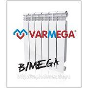 Биметаллический радиатор VARMEGA 500/80 фото