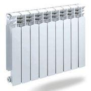 Радиатор биметаллический Аква 500/8 1,75 фото