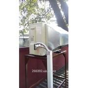 Тепловой насос, пример установки на место старого кондиционера! фото