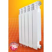 Радиатор биметаллический секционный Parma Bi 500/80 фото