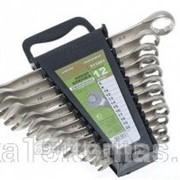 Набор ключей комбинированных 12шт зубцы Дт 511463 холдер фото