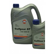 Масла трансмиссионные Gulf Gear EP 80W-90 фото