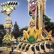 Парковый аттракцион El Curandero Code Th011 фото