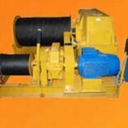 Лебедка электрическая ЛЭМ-15 фото