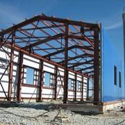 Конструкции промышленных сооружений фото
