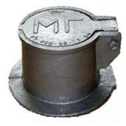 Ковер газовый чугунный большой, малый фото