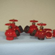 Клапан угловой модель КПЧ 50 и КПЧ 65. фото