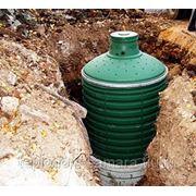 Газгольдер-термос 1650 л. Amico для автономной газификации фото