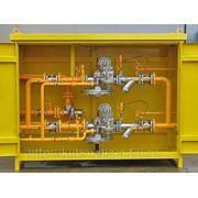 Пункт газорегуляторный ПГБ-150 фото