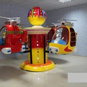 Карусели Вертолет фото