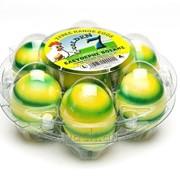 Упаковка на 6 и 7 яиц (53-63 гр.) круглая от 1 короба фото