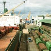 Интермодальные перевозки грузов фото