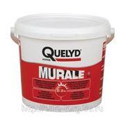 Клей для тяжелых обоев и других стеновых покрытий Quelyd Murale - 10кг. фото