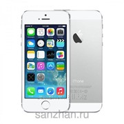 Телефон Apple iPhone 5S 16Gb Silver REF Без Touch ID 87215 фото