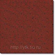 Керамический гранит глянцевый Бордовый горох 600х600х90 мм фото