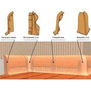 Заглушки для плинтуса ПВХ-стр 2 фото