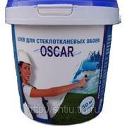 """Клей """"Oscar"""" для стеклотканевых обоев 500гр фото"""