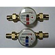Счетчики воды ИТЕЛМА для гор. воды WFW 20.D110 DN1/2 L110 фото