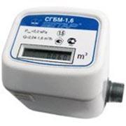 Счетчик газа СГБМ 1,6 (БЕТАР) Ду-15 фото