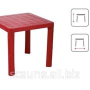 Столы пластиковые для дома, для сада фото