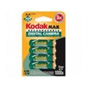 Аккумуляторы АА KODAK 2600mAh фото