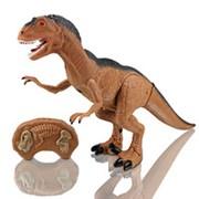 """Динозавр на и/к упр. Mioshi Active """"Грозный охотник"""" (47 см, движение, свет., звук. эфф., пульт) фото"""