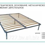 Ортопедические основания на металлическом каркасе для мягкой мебели двуспальные фото