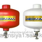 Обслуживание систем порошкового пожаротушения фото