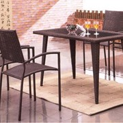 Комплект мебели из ротанга Гранд фото