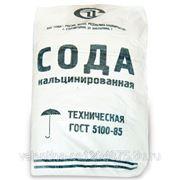 Сода кальцинированная ГОСТ 5100-85 фото