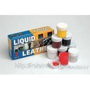 Liquid Leather Жидкая кожа, белая, клей для кожи фото