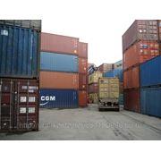 20 фут контейнер Екатеринбург фото