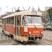 РТИ для ремонта трамваев и троллейбусов фотография