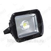 Светодиодный прожектор 50w - 50° фото