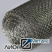 Сетка тканая 1.4х1.4х0.45 2-1.4-045 нержавеющая ГОСТ 3826-82 стальная 12Х18Н10Т 08Х18Н10 нержавейка фото