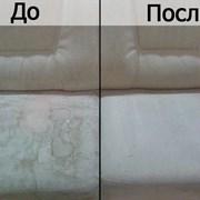 бережная химчистка мягкой мебели и ковровых покрыт фото