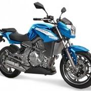 Мотоцикл CFMOTO 650NK (тип CF650) синий фото
