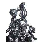 Скульптуры из металла Весна с Амуром фото