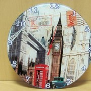 Часы настенные D-20 Лондон, арт. 1816/3