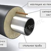 Трубы в ППУ изоляции