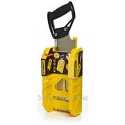Стусло желтое Stanley 350 Х 143 Х 95 мм. с ножовкой 350 мм. с системой хранения ножовки 1-19-800 фото