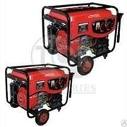 Генератор бензиновый 5кВт синхронный TOR LB6500E (COP) 220В, бак 25л фото