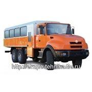 Вахтовый автобус